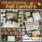 Fall into First Grade ~ Common Core Math and Literacy Acti
