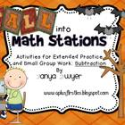 Fall into Subtraction