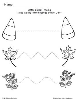Fall to Pumpkin Worksheets