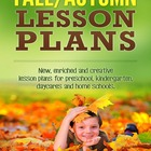 Fall/Autumn Lesson Plans