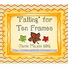 &quot;Falling&quot; For Ten Frames