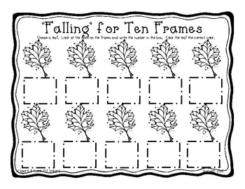 """Falling"" For Ten Frames"