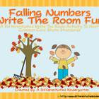 Falling Numbers Write The Room-Differentiated and Aligned