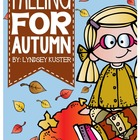 Falling for Autumn {Fall Literacy and Math Activities}