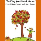 &quot;Fall&quot;ing for Plural Nouns (_s, _es, _ies) L.2.1, L.2.2