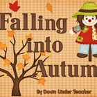Falling into Autumn Math Pack