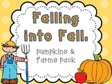 Falling into Fall: Farms and Pumpkins