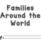 Families Around the World Book