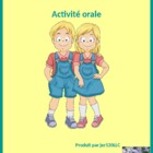 Famille et adjectifs (Family and irregular adjectives in F
