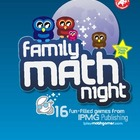 Family Math Night Grades K-8