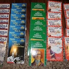 Famous American tradebook Sets -33 copies: King, Keller, J