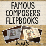 Famous Composers Flipbook