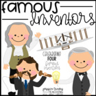 Famous Inventors! {Activities &amp; Crafts for Famous Inventors!}