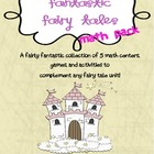 Fantastic Fairy Tales Math Pack
