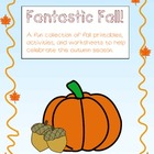 Fantastic Fall Printables