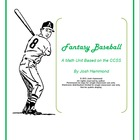 Fantasy Baseball by Josh Hammond