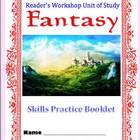 Fantasy Reader's Workshop Unit - Independent Reading