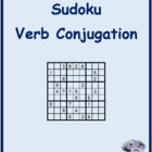 Fare Italian verb Imperfetto Sudoku