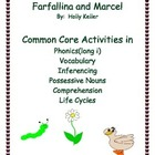 Farfallina and Marcel Grade 2 Common Core Activities