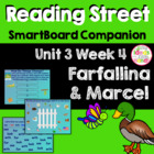 Farfallina and Marcel SmartBoard Companion Reading Street