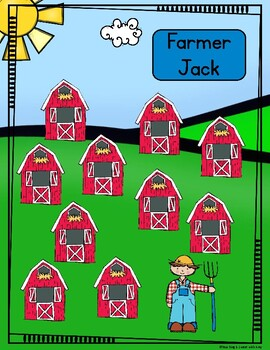 Farm Animal Round Up - A CVC Game