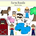 Farm Bundle {Digital Clip Art for Personal & Commercial Use}