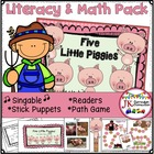 Farm Friends! Five Little Piggies Shared Reading Book & MORE