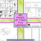 Farm Fun Writing