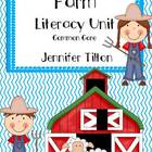 Farm Literacy Unit - Common Core