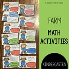 Farm Math Activities