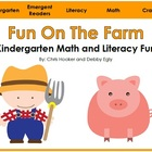 Farm: Math and Literacy Fun