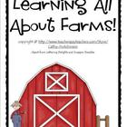 Farm Thematic Unit for Early Elementary