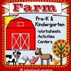 Farm Unit for Pre-K and Kindergarten