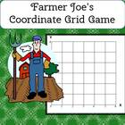 Farmer Joe's Coordinate Grid Game
