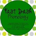 Fast Dash Phonology: A Speech Therapy Activity
