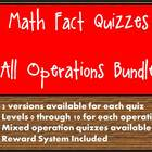 Fast Fact Quizzes- All Inclusive Package