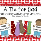 Father's Day - A Tie for Dad - Cards/Crafts/Writing