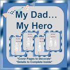 "Father's Day Activities:  ""My Dad...My Hero"" {Creative Boo"