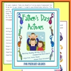 Fathers Day Activities for Reading and Language Arts