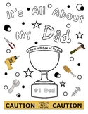 Father's Day Book/Project