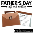 Father&#039;s Day Briefcase- All About Dad