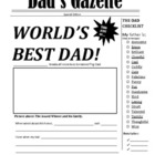 Father's Day Gazette