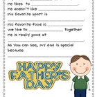 Father&#039;s Day Interview Questions, Questionnaire, and more!