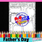 Father's Day Poster Activity