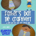 Father's Day Tie Book Gift