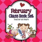 February Class Book Set