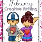 February Creative Writing