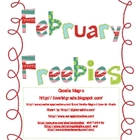 February Freebies