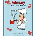 February Idioms from the Heart