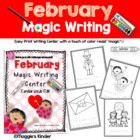 February Magic Writing Center